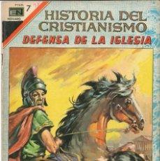Tebeos: HISTORIA DEL CRISTIANISMO NÚMERO 10 LAS EPÍSTOLAS EDITORIAL NOVARO. Lote 128509663