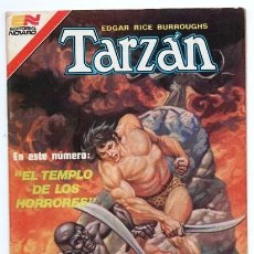 Tebeos: TARZAN # 3-139 NOVARO AVESTRUZ 1981 EL TEMPLO DE LOS HORRORES IMPECABLE ESTADO DE EDITORIAL. Lote 128544035