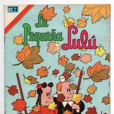 Tebeos: LA PEQUEÑA LULU # 5 NOVARO AVESTRUZ 1975 TOBI LA BRUJA AGATA IMPECABLE ESTADO DE EDITORIAL. Lote 128590695
