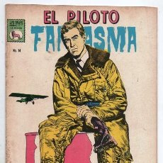 Tebeos: EL PILOTO FANTASMA # 14 LA PRENSA NOVARO 1965 LOS PANTANOS DE BIRMANIA IMPECABLE ESTADO DE EDITORIAL. Lote 128590943