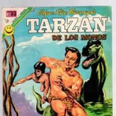 Tebeos: TARZAN DE LOS MONOS. EDGAR RICE BURROUGHS. Nº 307. LOS MONSTRUOS DE PAL-UL-DON 17 DE AGOSTO DE 1972. Lote 128624112