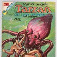 Tebeos: TARZAN DE LOS MONOS. EDGAR RICE BURROUGHS. Nº 352. LOS DEMONIOS DE LA ANTARTIDA. 28 DE JUNIO DE 1972. Lote 128626187