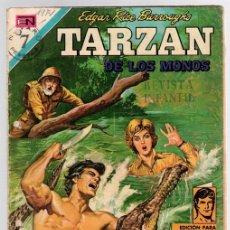 Tebeos: TARZAN DE LOS MONOS. EDGAR RICE BURROUGHS Nº 271. EL ECLIPSE DE LUNA. 24 DE JUNIO DE 1971. Lote 128627232