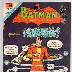 Tebeos: BATMAN PRESENTA SHAZAM. Nº 761. 11 DE ENERO DE 1975. Lote 128627974