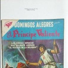 Tebeos: EL PRÍNCIPE VALIENTE - DOMINGOS ALEGRES N° 235 - ORIGINAL EDITORIAL NOVARO. Lote 128676843