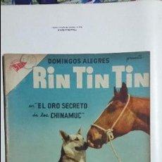 Tebeos: RIN TIN TIN - DOMINGOS ALEGRES N° 173 - ORIGINAL EDITORIAL NOVARO. Lote 128677031