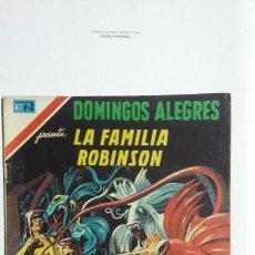 Tebeos: LA FAMILIA ROBINSON - DOMINGOS ALEGRES N° 875 - ORIGINAL EDITORIAL NOVARO. Lote 128693811