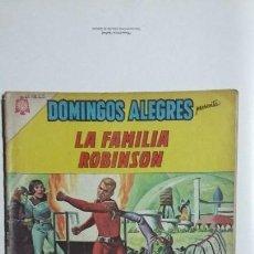 Tebeos: LA FAMILIA ROBINSON - DOMINGOS ALEGRES N° 593 - ORIGINAL EDITORIAL NOVARO. Lote 128693963
