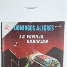 Tebeos: LA FAMILIA ROBINSON N° 2 - DOMINGOS ALEGRES N° 527 - ORIGINAL EDITORIAL NOVARO. Lote 128694291