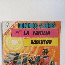 Tebeos: LA FAMILIA ROBINSON - DOMINGOS ALEGRES N° 658 - ORIGINAL EDITORIAL NOVARO. Lote 128741711