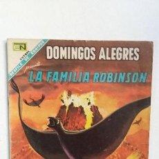 Tebeos: LA FAMILIA ROBINSON - DOMINGOS ALEGRES N° 723 - ORIGINAL EDITORIAL NOVARO. Lote 128741787