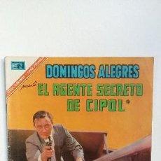 Tebeos: DOMINGOS ALEGRES N° 672 - C.I.P.O.L. - ORIGINAL EDITORIAL NOVARO. Lote 128742299
