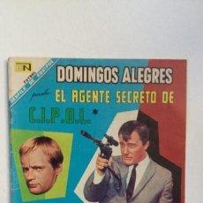Tebeos: DOMINGOS ALEGRES N° 729 - C.I.P.O.L. - ORIGINAL EDITORIAL NOVARO. Lote 128742455
