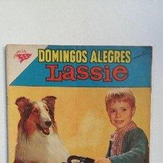 Tebeos: DOMINGOS ALEGRES N° 420 - LASSIE - ORIGINAL EDITORIAL NOVARO. Lote 128742559
