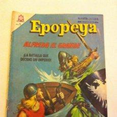 Tebeos: ALFREDO EL GRANDE (1965)- MUY BIEN CONSERVADO. Lote 128757799