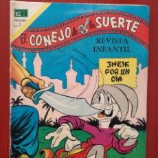 Tebeos: EL CONEJO DE LA SUERTE N°348. Lote 128781860