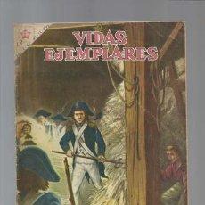 BDs: VIDAS EJEMPLARES 68: EL CURA DE ARS, 1959, NOVARO. Lote 128925951