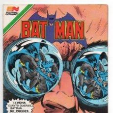 Tebeos: BATMAN # 1261 NOVARO AGUILA 1984 GERRY CONWAY & DICK GIORDANO LA DOBLE VIDA.. EXCELENTE DE EDITORIAL. Lote 128941779