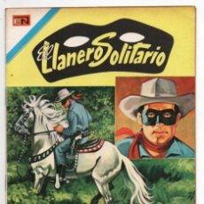 Tebeos: EL LLANERO SOLITARIO # 353 NOVARO AGUILA 1975 TORO EL JOVEN HALCON PLATA IMPECABLE ESTADO. Lote 129117007