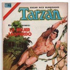 Tebeos: TARZAN # 3-131 NOVARO AVESTRUZ 1981 LA MUJER LEOPARDO LA PRINCESA BLANCA EXCELENTE ESTADO DE EDITORI. Lote 129117799