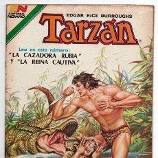 Tebeos: TARZAN # 3-137 NOVARO AVESTRUZ 1981 LA CAZADORA RUBIA LA REINA CAUTIVA IMPECABLE ESTADO DE EDITORIAL. Lote 129117851