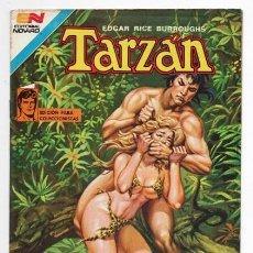 Tebeos: TARZAN # 3-138 NOVARO AVESTRUZ 1981 LA REINA DE LOS CABELLOS DE ORO IMPECABLE ESTADO DE EDITORIAL. Lote 129117935