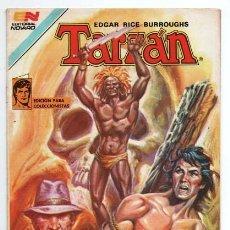Tebeos: TARZAN # 3-140 NOVARO AVESTRUZ 1981 EL DIOS DEL RAYO IMPECABLE ESTADO DE EDITORIAL. Lote 129117963