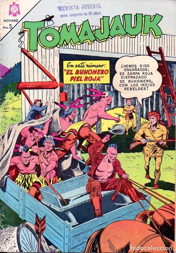 TOMAJAUK Nº 128 (Tebeos y Comics - Novaro - Otros)