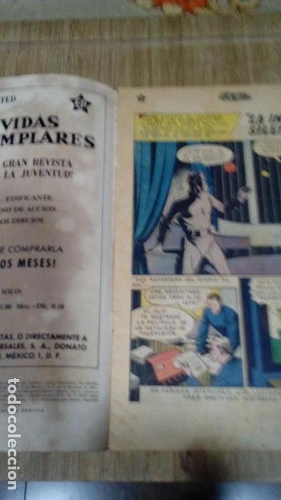 Tebeos: Historias Fantasticas Nº 24 Muy dificil - Foto 3 - 129256023