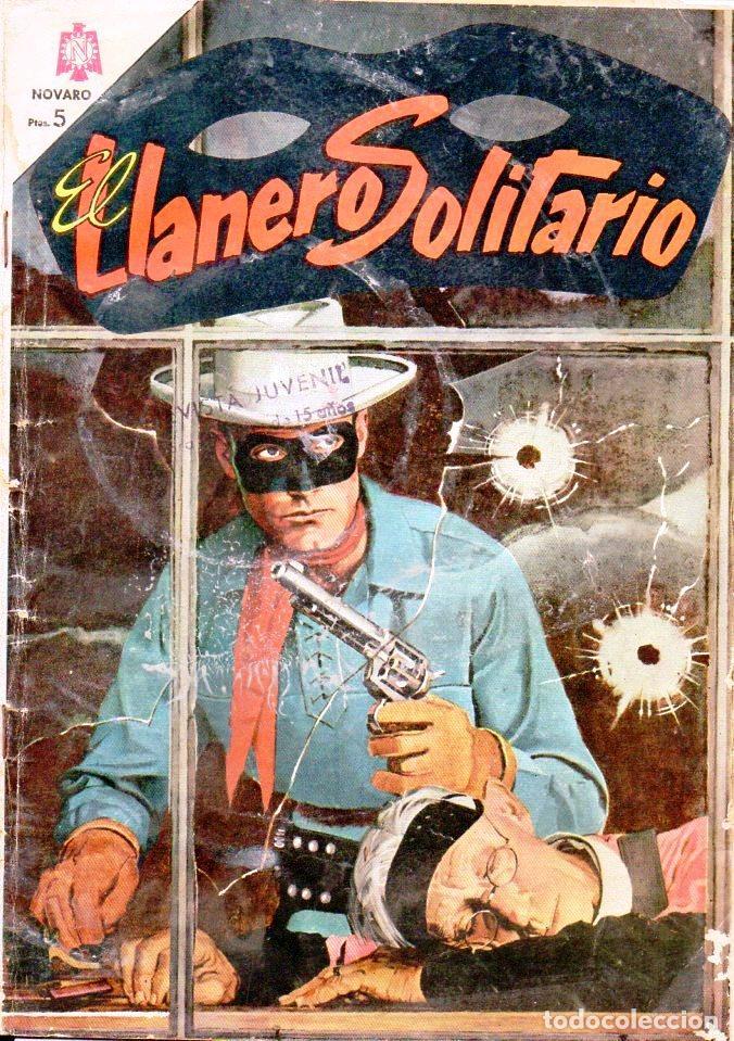 EL LLANERO SOLITARIO Nº 158 (Tebeos y Comics - Novaro - El Llanero Solitario)