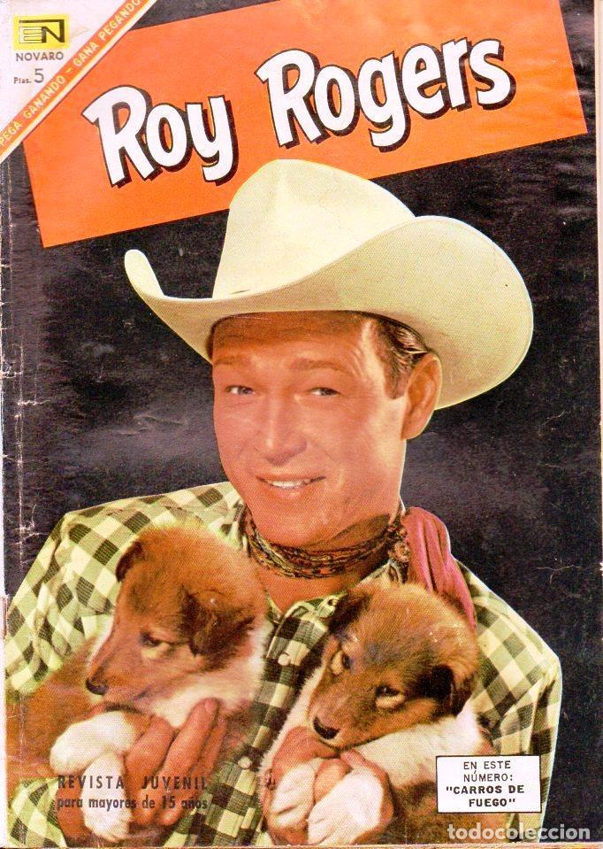 ROY ROGERS Nº 174 (Tebeos y Comics - Novaro - Roy Roger)
