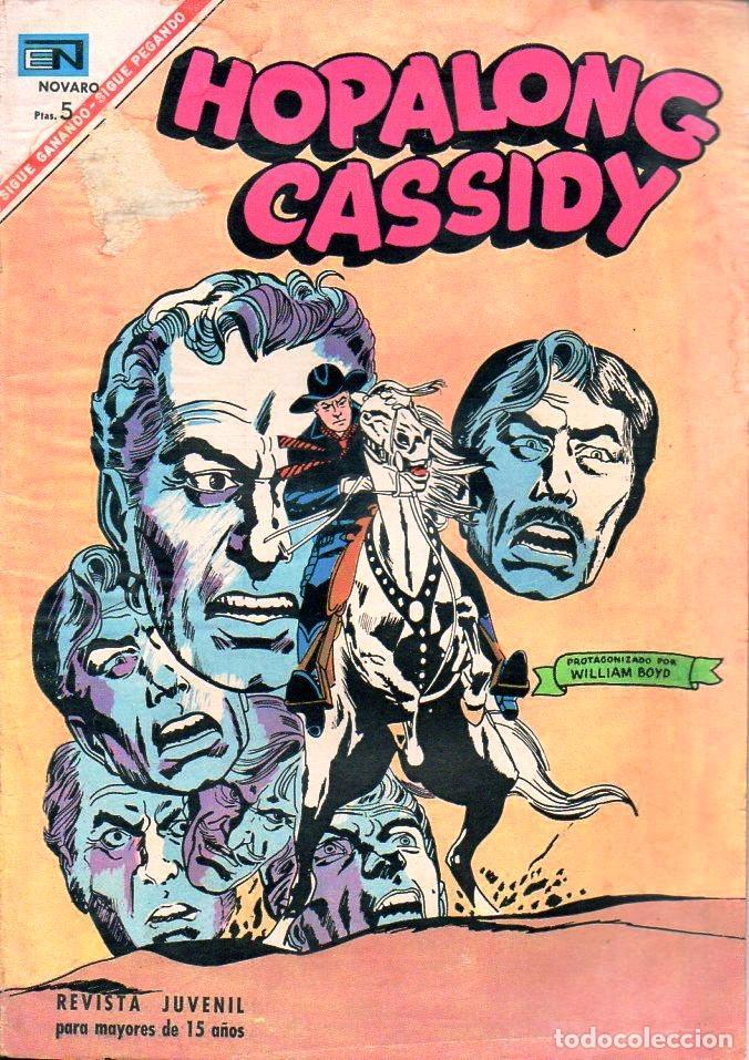 HOPALONG CASSIDY Nº 149 (Tebeos y Comics - Novaro - Hopalong Cassidy)
