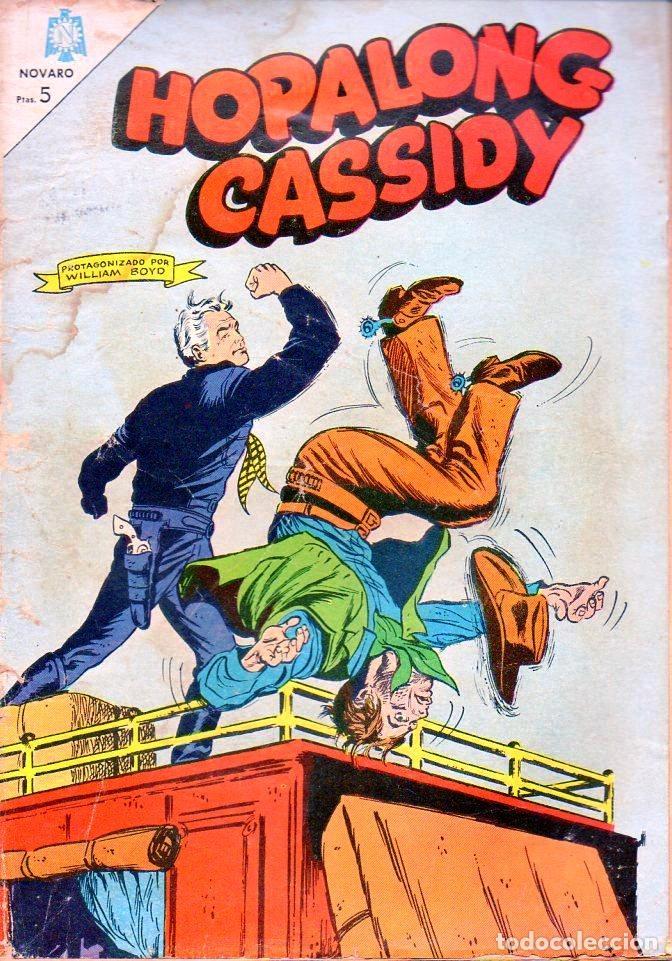 HOPALONG CASSIDY Nº 131 (Tebeos y Comics - Novaro - Hopalong Cassidy)