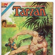 Tebeos: TARZAN # 3-149 NOVARO AVESTRUZ 1982 EL ARMA MORTAL & PACCO, LA CEBRA IMPECABLE ESTADO DE EDITORIAL. Lote 129273159