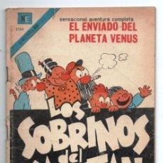 Tebeos: LOS SOBRINOS DEL CAPITAN, EL CAPITAN DON CASCARAS Ó KATZENJAMMER KIDS 1977 HY EISMAN BUEN ESTADO 32. Lote 129332515