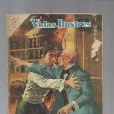 Tebeos: VIDAS ILUSTRES 39: MAX PLANCK, EL GENIO DE LA FISICA, 1959, NOVARO. Lote 129484703
