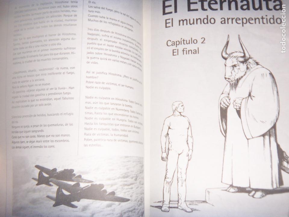 Tebeos: EL ETERNAUTA, OESTERHELD NUEVAS HIST. SOLANO LOPEZ-NUEVAS HISTORIAS - Foto 4 - 129672127