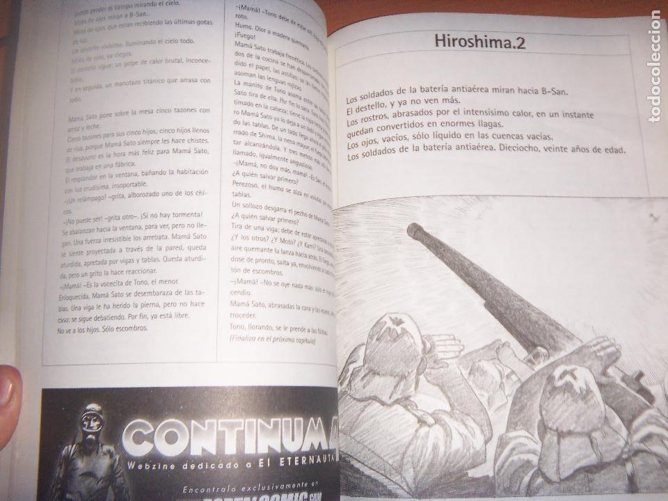 Tebeos: EL ETERNAUTA, OESTERHELD NUEVAS HIST. SOLANO LOPEZ-NUEVAS HISTORIAS - Foto 5 - 129672127