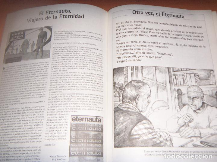 Tebeos: EL ETERNAUTA, OESTERHELD NUEVAS HIST. SOLANO LOPEZ-NUEVAS HISTORIAS - Foto 6 - 129672127