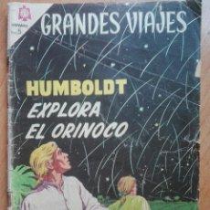 Tebeos: GRANDES VIAJES NUMERO 23 (1964). Lote 129727751