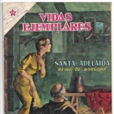 Tebeos: VIDAS EJEMPLARES Nº 59 - NOVARO 1959 - BUEN ESTADO. Lote 129981943