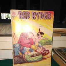 Tebeos: RED RYDER NO 114, NOVARO 1964. Lote 130106900