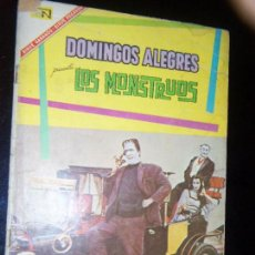 Tebeos: DOMINGOS ALEGRES N.674 LOS MONSTERS GERMAN MONSTER SERIE TV. Lote 130219511