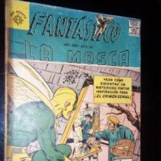 Tebeos: FANTASTICO N.50 PRES. LA MOSCA SIMON/KIR. EDITOR SOL DE MEXICO N.5 U.S.A.. Lote 130219615