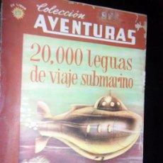 Tebeos: 20.000 LEGUAS DE VIAJE SUBMARINO, EDITOR SOL 1964-NOVELA . Lote 130219999