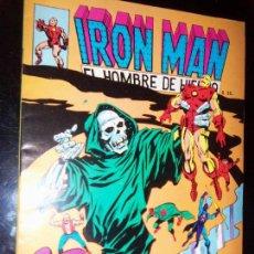 Tebeos: IRON MAN N.11, 1971 EDIT. GABRIELA MISTRAL/MARVEL CHILE. Lote 130291954