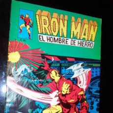 Tebeos: IRON MAN N.10, 1971 EDIT. GABRIELA MISTRAL/MARVEL CHILE. Lote 130292258