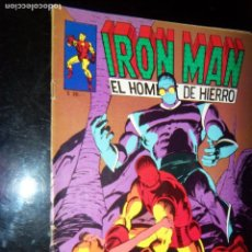 Tebeos: IRON MAN N.7, 1971 EDIT. GABRIELA MISTRAL/MARVEL CHILE. Lote 130292858