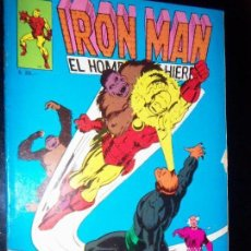 Tebeos: IRON MAN N.8, 1971 EDIT. GABRIELA MISTRAL/MARVEL CHILE. Lote 130292906