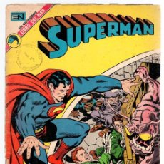 BDs: SUPERMAN Nº 911. SORPRESA. 9 DE MAYO DE 1973. Lote 130320014